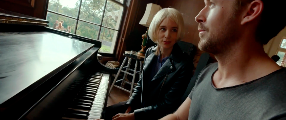 Song to Song, Terrence Malick, Ryan Gosling, Rooney Mara, Michael Fassbender, Natalie Portman, SXSW, Austin, Texas, Music festival, Patti Smith, Lykke Li, Die Antwoord, Iggy Pop