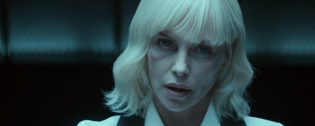 Atomic Blonde, Charlize Theron, David Leitch, John Wick, James McAvoy, John Goodman, Sofia Boutella