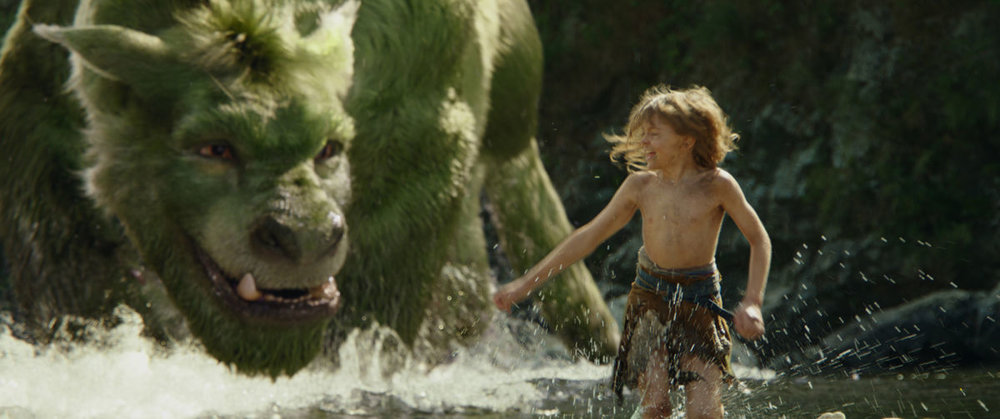 Pete's Dragon, David Lowery, Bryce Dallas Howard, Robert Redford, Oakes Fegley, Karl Urban, Wes Bentley, Disney, Live action remake