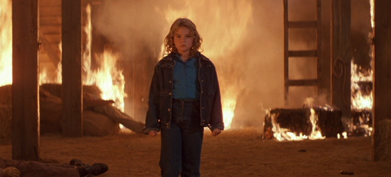 Firestarter, Shout Factory, Scream Factory, Blu-Ray, Stephen King, Drew Barrymore, David Keith, Martin Sheen,