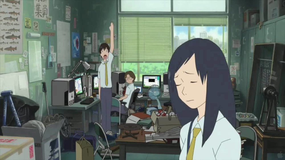 Summer Wars, Anime