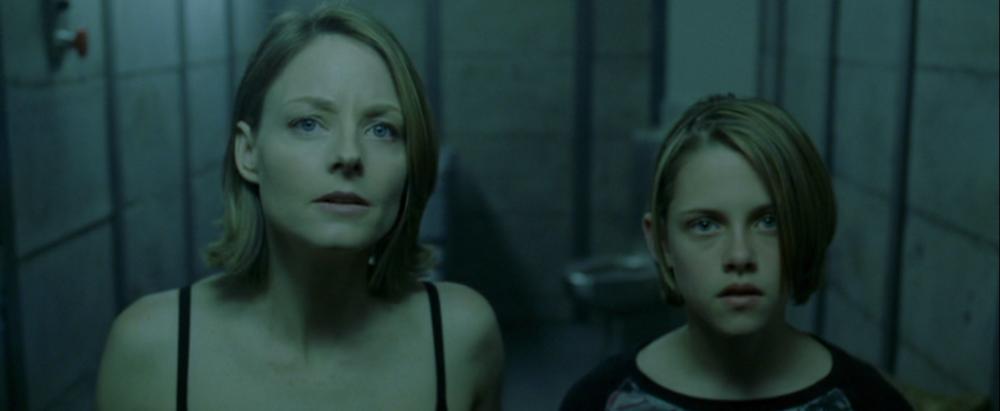 Panic Room, Jodie Foster, Forest Whitaker, Kristen Stewart, David Fincher