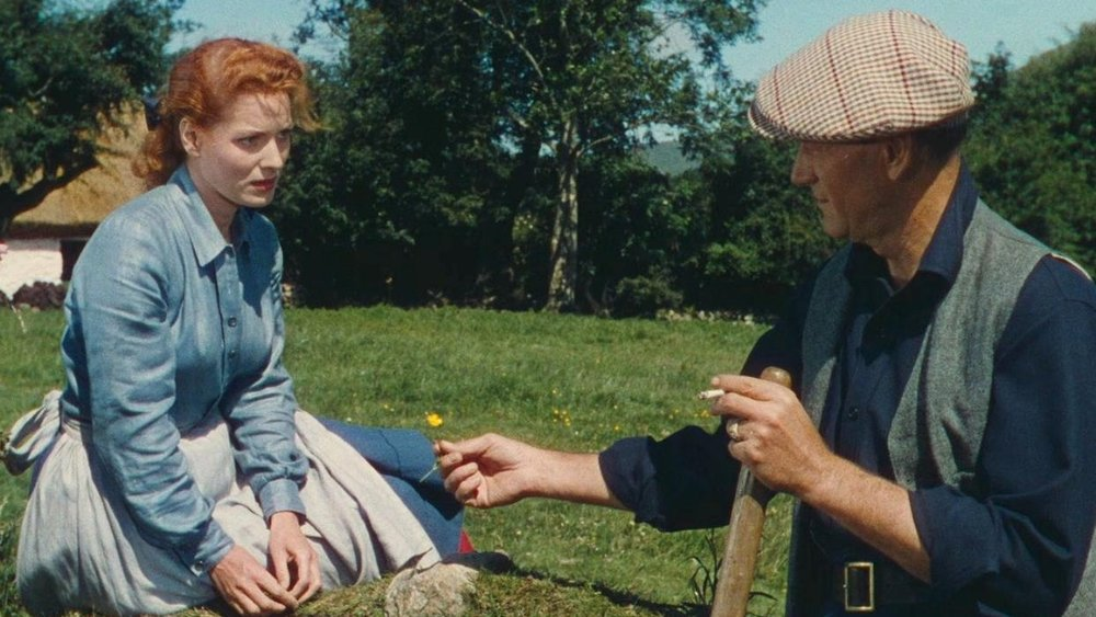 John Wayne, John Ford, The Quiet Man, Maureen O'Hara
