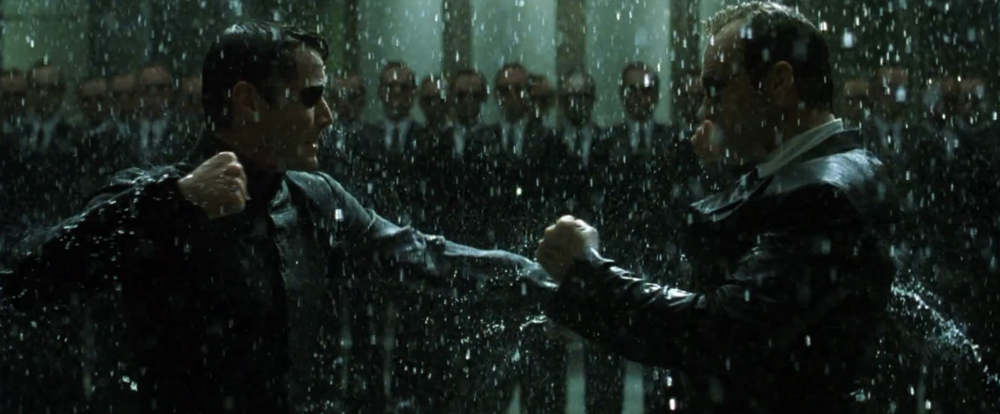 The Matrix Revolutions, Keanu Reeves, Hugo Weaving, Wachowskis