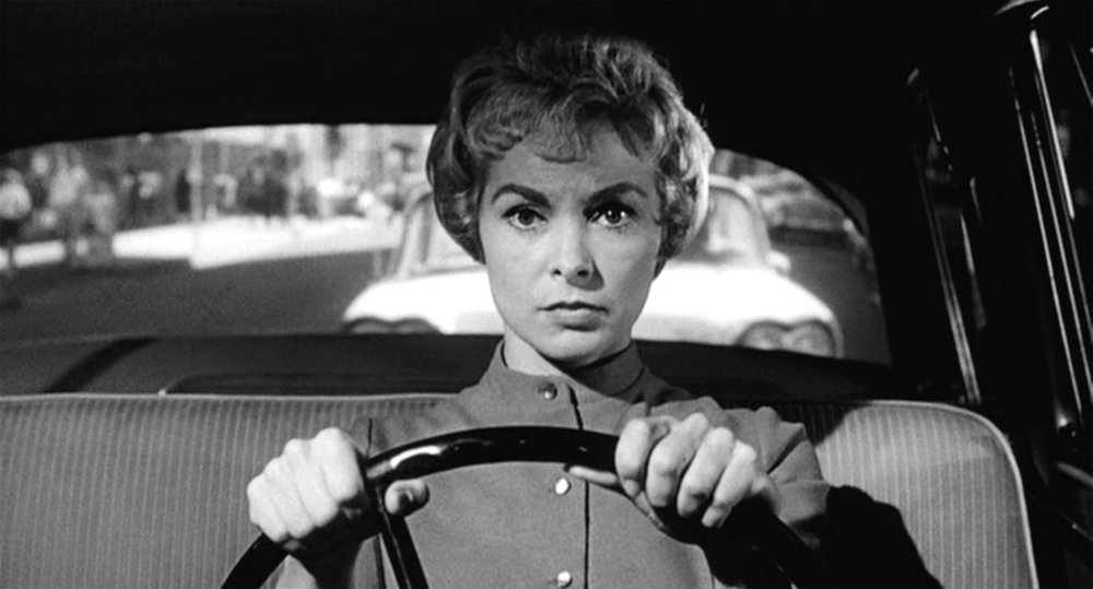 Hitchcock, Psycho, Janet Leigh