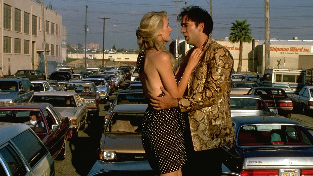 David Lynch, Wild at Heart, Nicolas Cage, Laura Dern