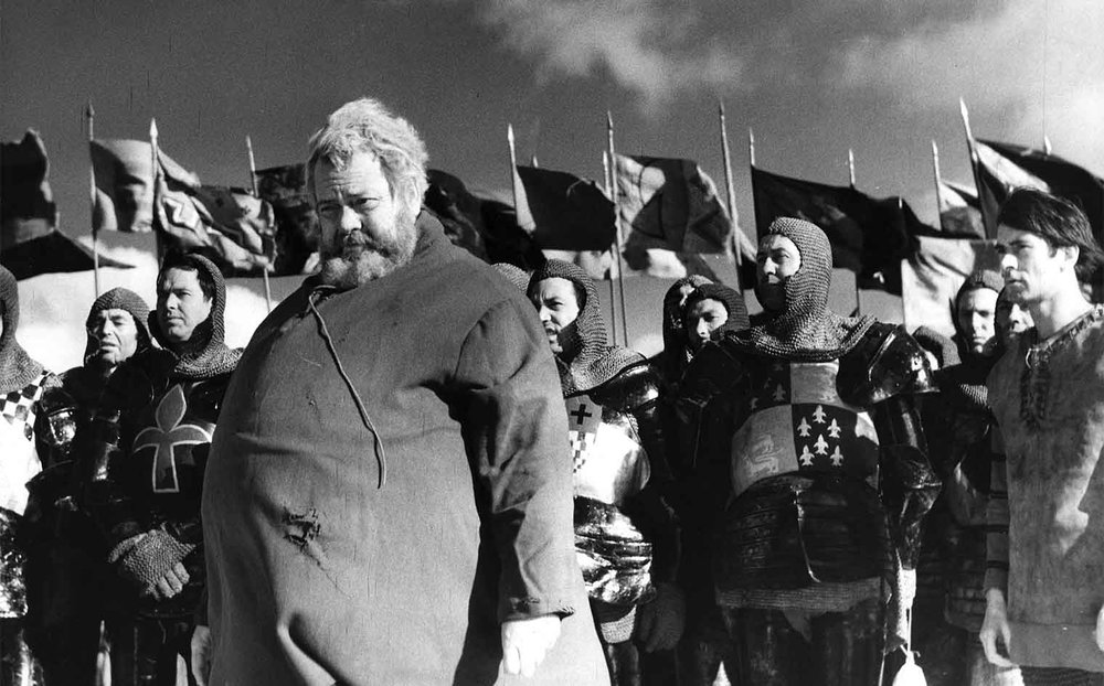 Orson Welles, Chimes at Midnight