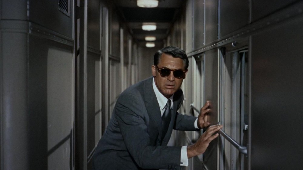 North By Northwest Is The Best Expression Of One Of Hitchcocks Favorite Themes The Wrong Man Hitchcock Returned To This Well Again And Again Sometimes