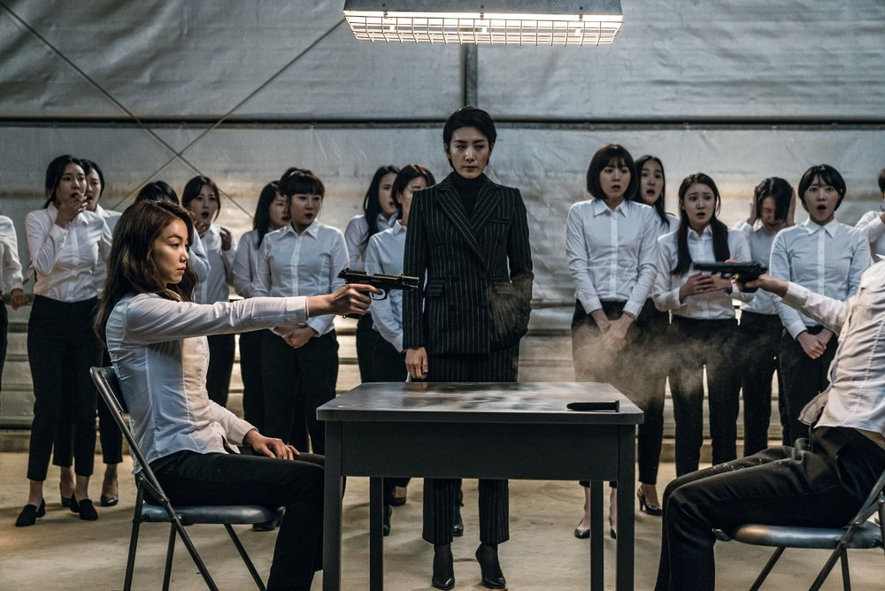 The Villainess, The Villainess review, Fantasia The Villainess, The Villainess South Korean movie, The Villainess Fantasia Review, The Villainess Kim Ok-bin, The Villainess 2017 movie, The Villainess 2017 review