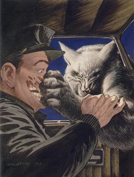 Cycle of the Werewolf ,  Bernie Wrightson