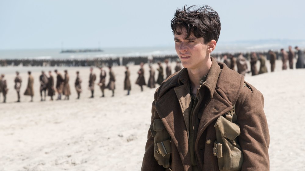 Dunkirk, Christopher Nolan, Fionn Whitehead, Tom Glynn-Carney, Jack Lowden ,Harry Styles, Aneurin Barnard, James D'Arcy, Barry Keoghan, Kenneth Branagh, Cillian Murphy, Mark Rylance, Tom Hardy, Hans Zimmer, Dunkirk, Dunkirk movie,