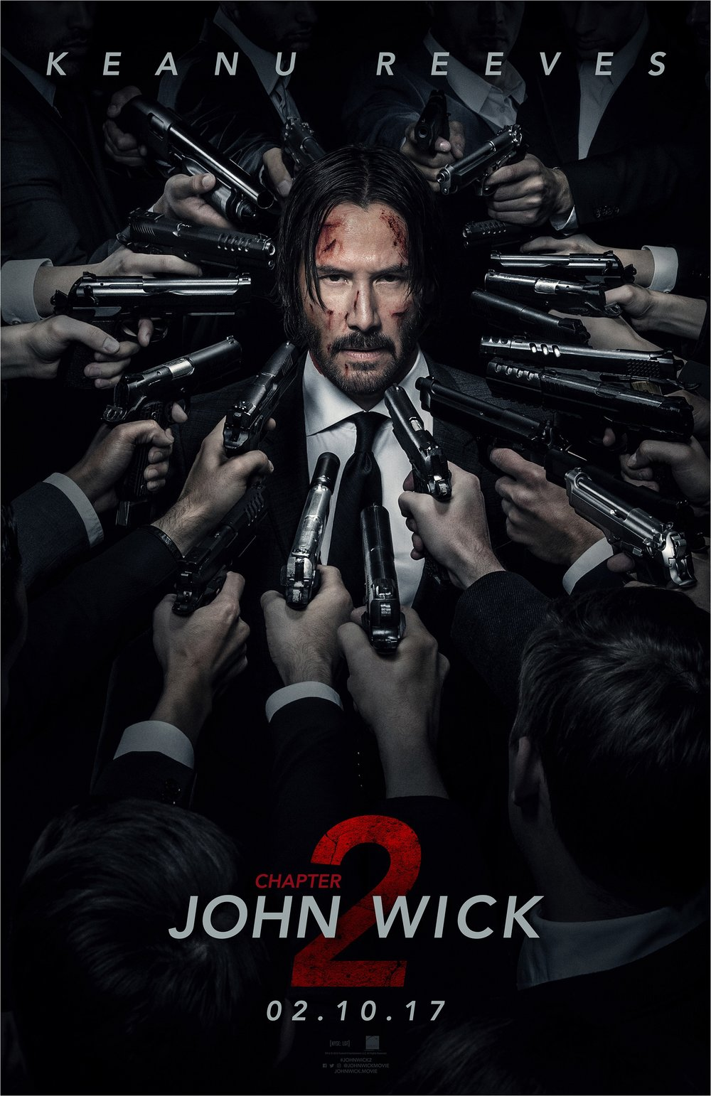 john wick, John wick chapter 2, keanu reeves,