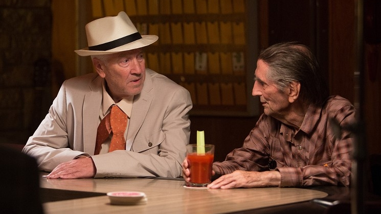 harry dean stanton, lucky, lucky movie, david Lynch,