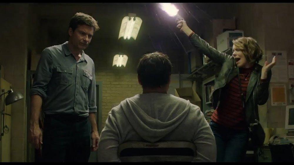 Jason Bateman and Rachel McAdams get dark in Game Night.
