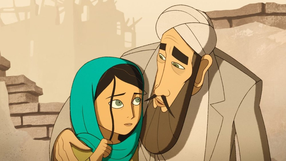 Academy Award nominee for Best Animated Film, The Breadwinner