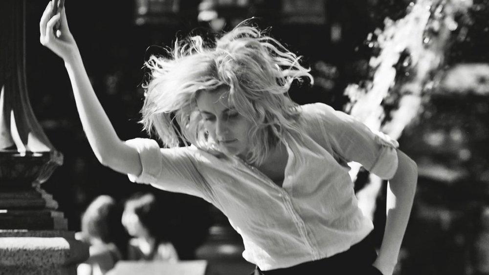 Greta Gerwig in Noah Baumbach's Frances Ha