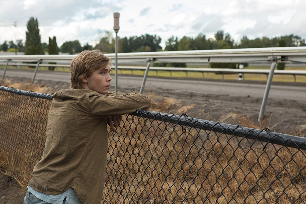 Charlie Plummer in Andrew Haigh's Lean on Pete