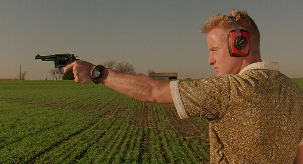 Owen Wilson as Dignan in Wes Anderson's Bottle Rocket