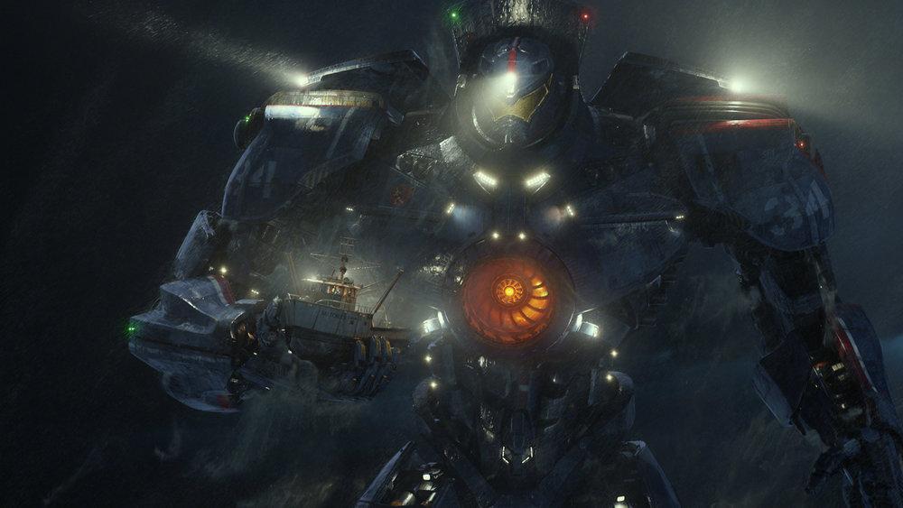 Pacific Rim, Guillermo del Toro, Giant Robot, Kaiju