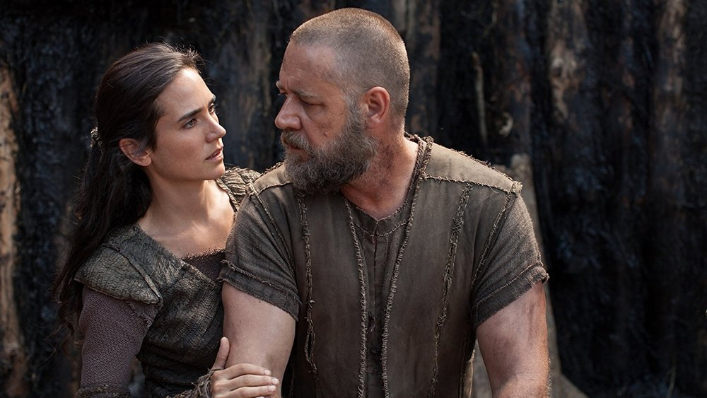 darren aronofsky, noah movie, russell crowe, jennifer connelly, emma watson, logan lerman,