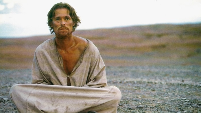 the last temptation of christ, the last temptation of christ movie, martin scorsese, willem dafoe, barbara hershey,