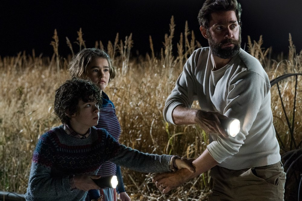 a quiet place, a quiet place, a quiet place emily blunt, a quiet place john krasinski, emily blunt john krasinski, a quiet place horror, a quiet place thriller, a quiet place review, a quiet place showtimes, a quiet place full movie