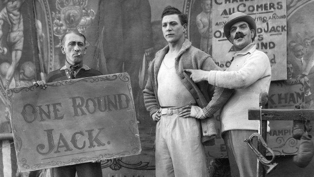 alfred hitchcock, the ring, the ring movie 1927, carl brisson, bob corby, lillian hall-davis,