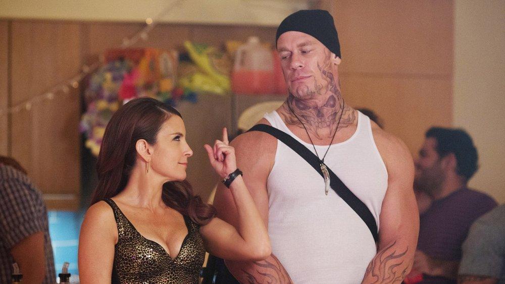John Cena in Sisters.