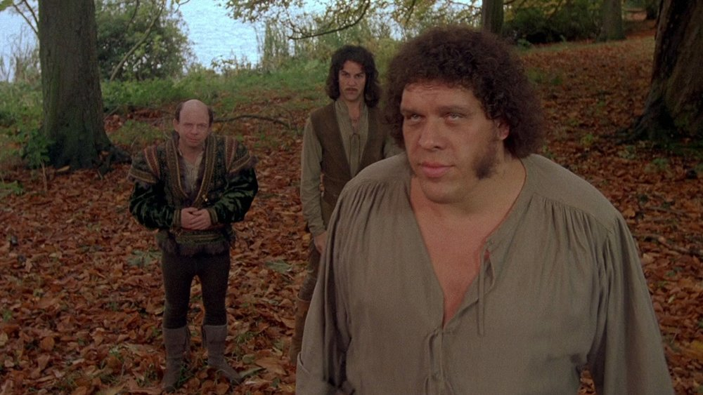 André the Giant in The Princess Bride