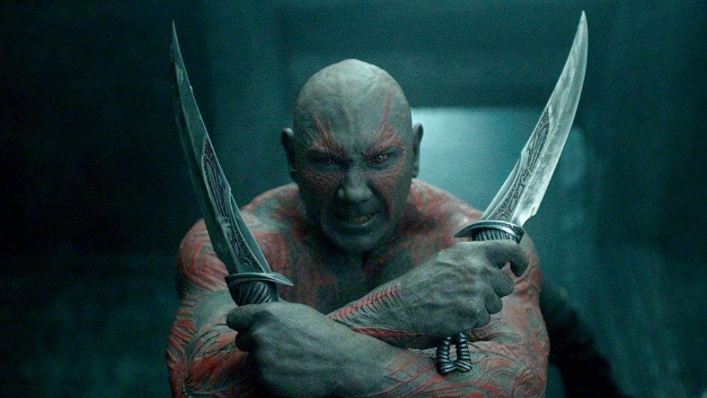 Batista in Guardians of the Galaxy