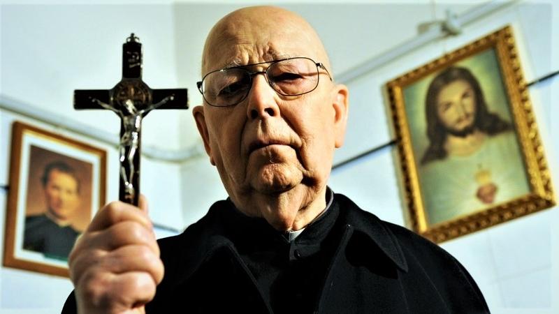 O Diabo e o Padre Amorth - documentário de um exorcismo real.