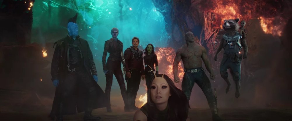 guardians of the galaxy vol 2 marvel cinematic universe