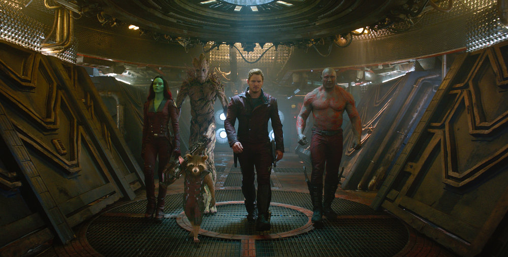 guardians of the galaxy marvel cinematic universe