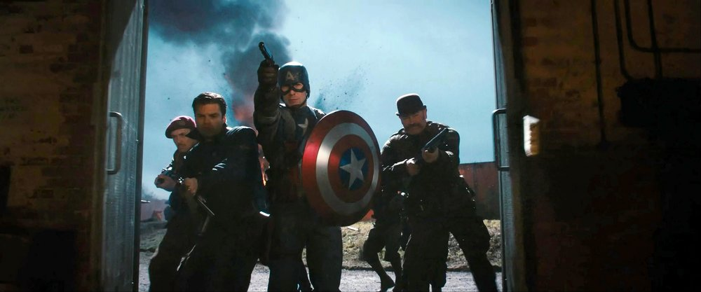 captain america the first avenger marvel cinematic universe