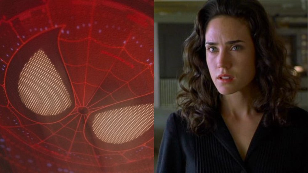 jennifer connelly, spider-man homecoming, marvel cinematic universe,