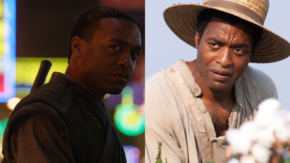 chiwetel ejiofor, doctor strange, 12 years a slave,