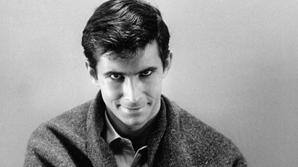 anthony perkins, psycho, alfred hitchcock, vivian leigh,