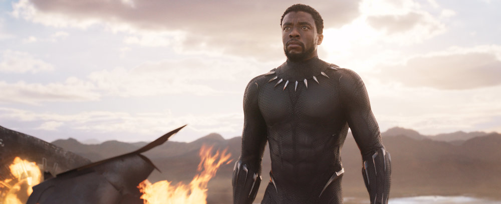 black panther 2018 movie
