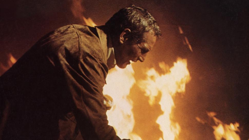Paul Newman Inferno