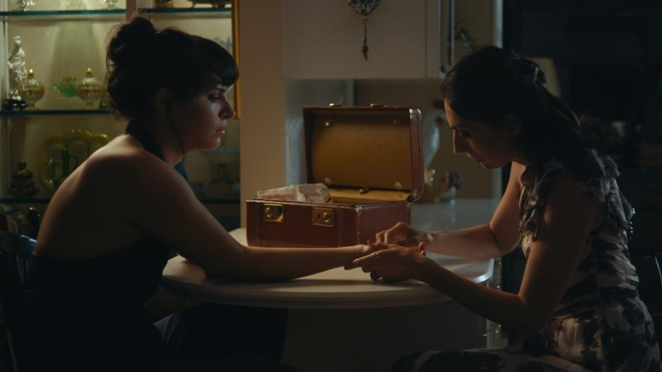 appropriate behavior movie, desiree akhavan, rebecca henderson, anh duong,