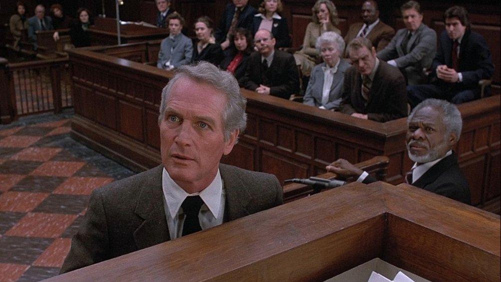 the verdict, paul newman, sidney lumet, david mamet, charlotte rampling,