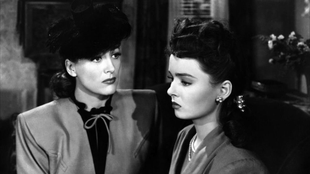 Joan Crawford, ann Blyth, mildred pierce,