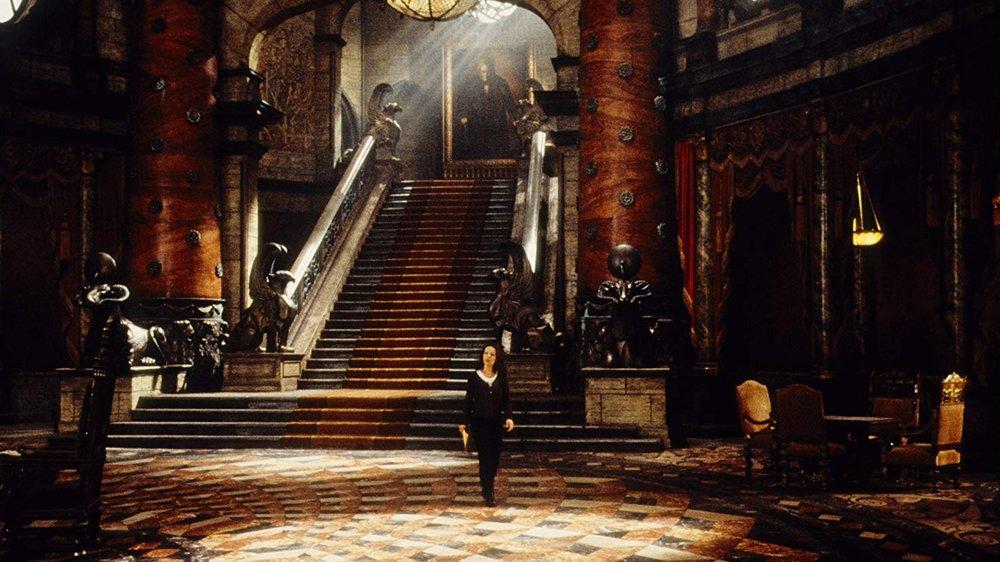 the haunting, the haunting 1999, Liam Neeson, Lili Taylor, Owen Wilson, Catherine Zeta-Jones, Jan De Bont,