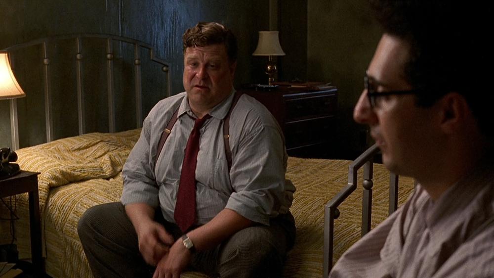 Barton Fink, Joel Coen, Ethan Coen, the Coen brothers, John Turturro, John Goodman,