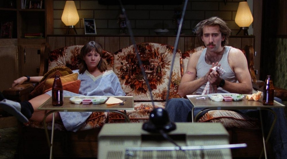 Raising Arizona, Joel and Ethan Coen, Joel Coen, Ethan Coen, Holly Hunter, Nicolas Cage, John Goodman, William Forsythe,