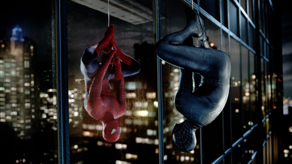 spider-man 3, Spider-Man, Tobey Maguire, Raimi, Sony