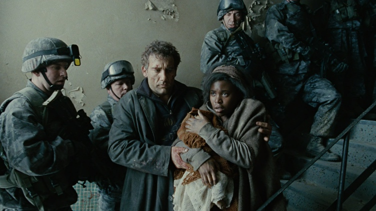 Alfonso Cuarón, Clive Owen, Children of Men, Julianne Moore, Michael Caine, Charlie Hunnam, Chiwetel Ejiofor,