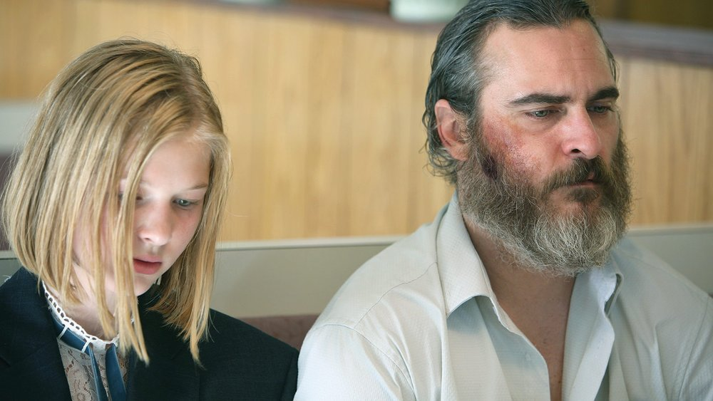 Joaquin Phoenix, Lynne Ramsay, You Were Never Really Here,