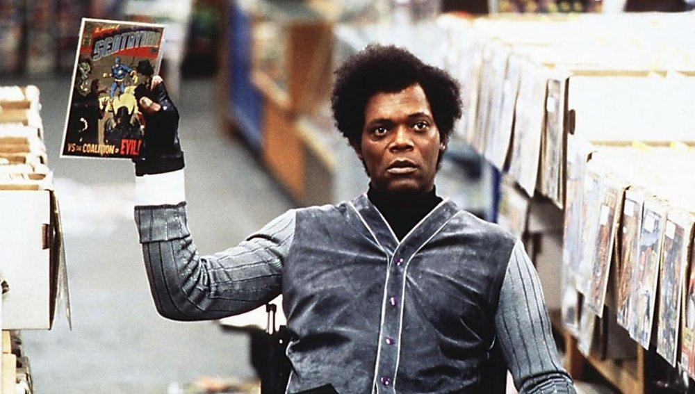 M Night Shyamalan, Samuel L Jackson, Unbreakable, Glass, Bruce Willis, James McAvoy,