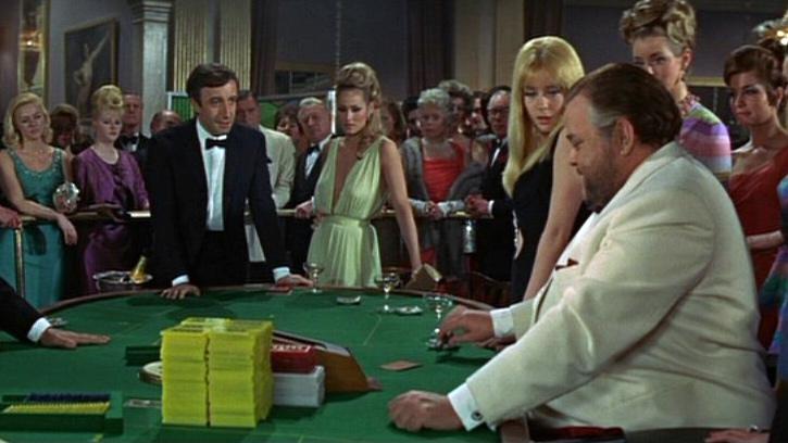 Orson Welles Bond